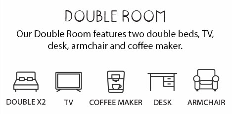 Double Room Description